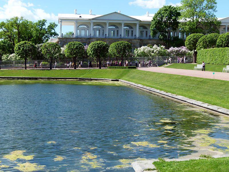 34 Tsarskoie Selo Palais Catherine Pavillon Agathe.JPG